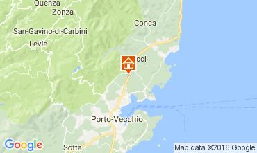Karte Porto Vecchio Villa 106910