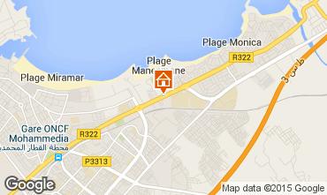 Karte Mohammedia Appartement 80463