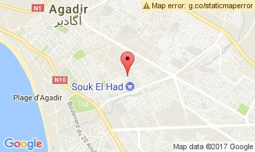 Karte Agadir Appartement 112274