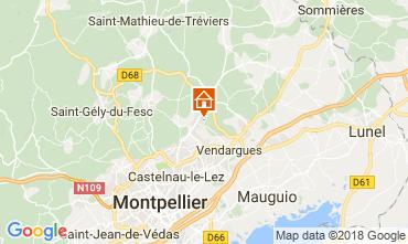 Karte La Grande Motte Villa 114207