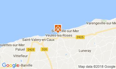 Karte Veules-les-Roses Villa 115186