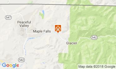 Karte Mt Baker Chalet 18928