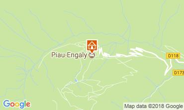 Karte Piau Engaly Appartement 4387