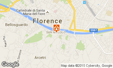 Karte Florenz Studio 62024