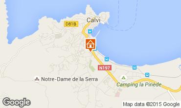 Karte Calvi Haus 91904