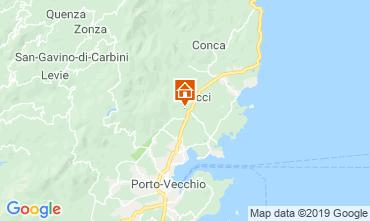 Karte Porto Vecchio Villa 118150
