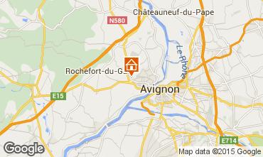 Karte Avignon Villa 76063