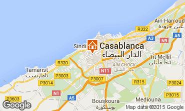 Karte Casablanca Appartement 97061