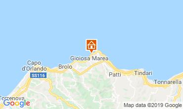 Karte Gioiosa Marea Appartement 102041