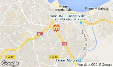 Karte Tanger Appartement 24060