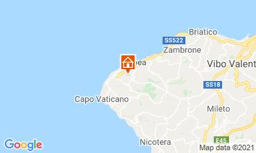 Karte Tropea Villa 57487