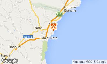 Karte Avola Villa 78842