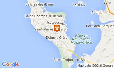 Karte Dolus d'Oléron Mobil-Home 52841