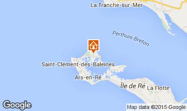 Karte Les Portes-en-Ré Haus 6994