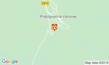Karte Pralognan la Vanoise Chalet 2283