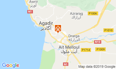 Karte Agadir Appartement 115128