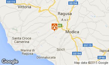 Karte Marina di Ragusa Villa 71428
