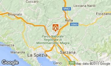 Karte La Spezia Appartement 81895