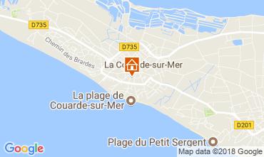 Karte La Couarde-sur-Mer Haus 113774