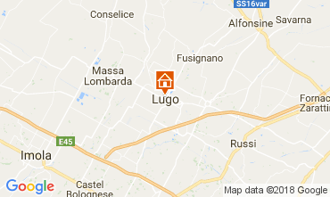 Karte Lugo Appartement 108828