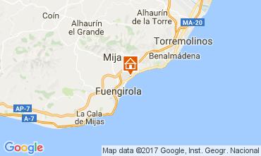 Karte Fuenguirola Appartement 111259