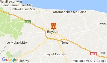 Karte Bayeux Appartement 110414