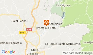 Karte Millau Studio 74153