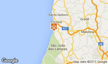 Karte Ericeira Appartement 57415