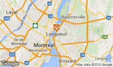 Karte Montr�al Appartement 96620