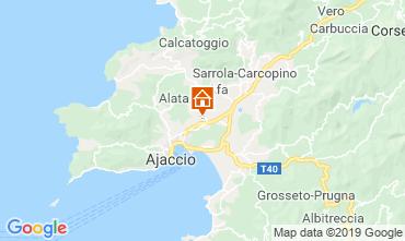 Karte Ajaccio Appartement 108065