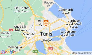 Karte Tunis Appartement 80246