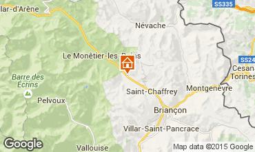 Karte Serre Chevalier Appartement 51517