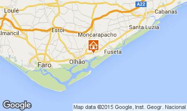 Karte Olh�o Appartement 65830