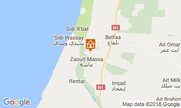 Karte Agadir Villa 113551