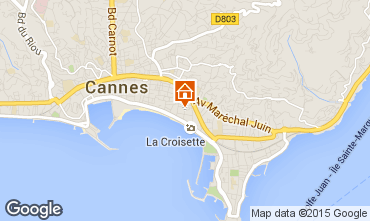 Karte Cannes Studio 100520