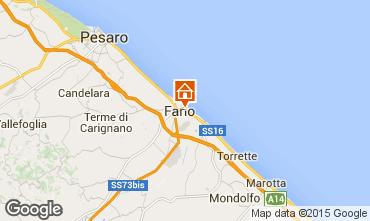 Karte Fano Appartement 92218