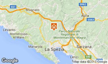 Karte La Spezia Villa 78765