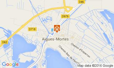 Karte Aigues Mortes Appartement 89094