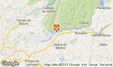 Karte Braga Villa 102067