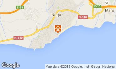 Karte Nerja Appartement 89687