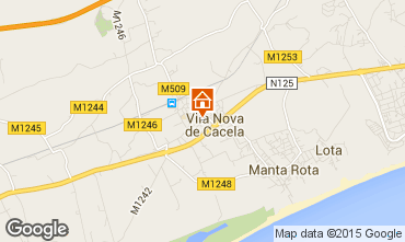 Karte Altura Appartement 57678