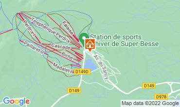 Karte Besse - Super Besse Studio 26162