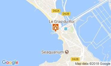 Karte Le Grau du Roi Appartement 108003