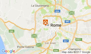 Karte Rom Appartement 111684