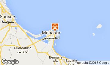 Karte Monastir Appartement 87542