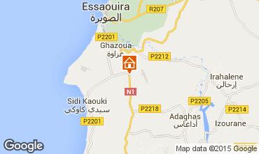 Karte Essaouira Haus 72308