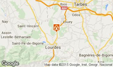 Karte Lourdes Studio 14408