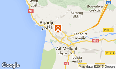 Karte Agadir Appartement 97319