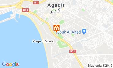 Karte Agadir Appartement 119890
