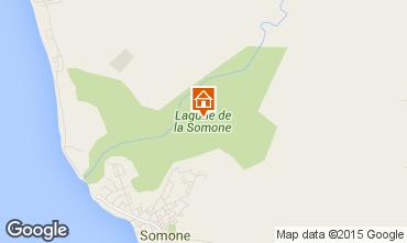 Karte La Somone Appartement 53307